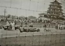 Old 16mm Home Movie ~ 1937  Indianapolis Speedway, Indiana