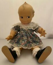 "Vintage Kewpie 19.5"" Tall Cameo Doll By Jesco From 1965"