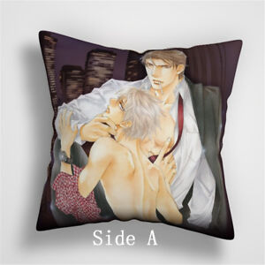 Ayano Yamane Finder series Anime Manga two sides Pillow Cushion Case Cover 796