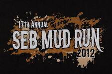 """Mud Run LASD 17th Annual"" T-Shirt Law Enforcement Item(XL)"