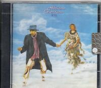 ADRIANO CELENTANO CD SOLI made in ITALY 2002 CLAN SONY sigillato SEALED
