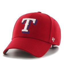 '47 Brand MLB Texas Rangers MVP  Hat Cap --Red