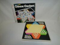 Vintage 1973 Milton Bradley Dragon Chinese Checkers Board Game Complete