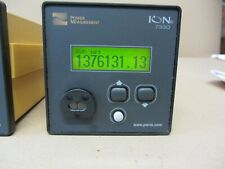 Power Measurement ION 7330 P7330A0B0B0A0E0A