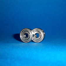 2 Kugellager 608 ZZ SKF / 8 x 22 x 7 mm
