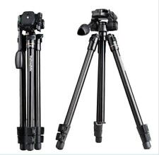 Q109 56 Inch 360 Degree Shooting Aluminum Travel Outdoor Tripod For Camera DV
