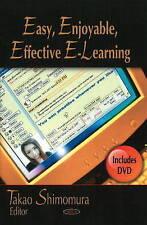 Easy Enjoyable Effective E-Learning - New Book