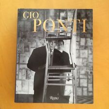 RARE like NEW out of print GIO PONTI Ugo La Pietra/Rizzoli