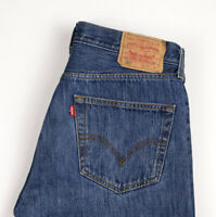 Levi's Strauss & Co Hommes 501 Jeans Jambe Droite Taille W34 L30 ASZ304