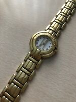 Rodolphe by Longines Gold Plated Stainless Steel Quartz RARE Vintage Watch