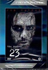 El número de 23 DVD NUEVO EN BLÍSTER