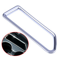 Chrome Inner Gear Front Storage Box Cover Trim For Jeep Patriot Compass