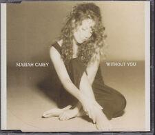 """Mariah Carey """"Without you"""" Maxi-CD"""
