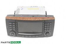 Mercedes W251 R350 R500 Navigation Screen Monitor Display Radio Comand Unit