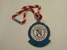 Newbury Horse Racing Members Badge - 2012