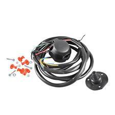 Universal Elektrosatz 7 polig Kabelsatz AHK Anhängerkupplung Anhänger E-Satz NEU