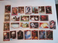 (25) 1970'S TRADING CARDS: SUPERMAN, KISS, CHARLIE'S ANGELS - TUB BB