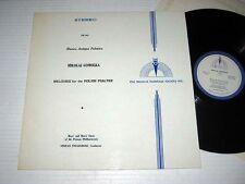 MIKOLAJ GOMOLKA Melodies For Polish Psalter MHS/OR SERIES Stereo NM-