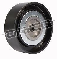 NULINE DRIVE BELT IDLER PULLEY MITSUBISHI TRITON ML MN 08-ON TURBO DIESEL 2.5L