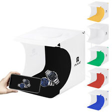 PULUZ Light Box Photo Studio Lightbox doppia luce Mini LED 40pz Light Room K4C1
