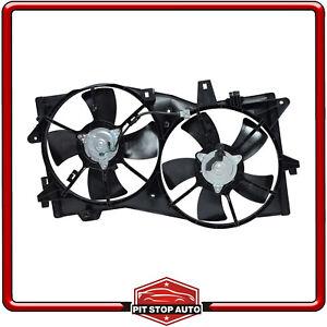 New Dual Radiator and Condenser Fan Assembly FA 50201C - AJ5115025B MPV