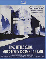 The Little Girl Who Lives Down the Lane (Blu-ray, 1976) JODIE FOSTER New/Sealed