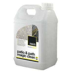 Stronger Patio Cleaner Mould Black Spot & Algae Remover Moss Killer Magic Clean
