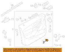 Ford OEM Interior Quarter Trim Panel Retainer Package of Four (4) W711513S300