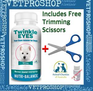 TWINKLE EYES Tear Stain Remover For Dogs - SWEET POTATO 90g Aqua (starter pack)
