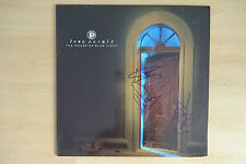 """Deep Purple autógrafos signed LP-cover vinilo """"The House of Blue Light"""""""