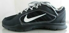 Womens Nike Flex Trainer 4 Running Shoes Size: 9.5W Color: Black White