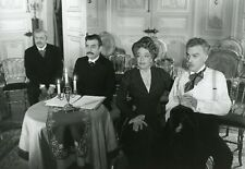 SIMONE SIGNORET ROBERT RIMBAUD FRANCOIS PERIER THERESE HUMBERT PHOTO SERIE TV EP