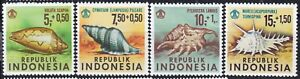 Indonesia 1969 Shell set Complete SG-1255-8 MNH - US Seller