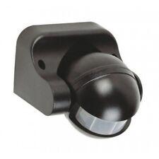 Black Sensor PIR Motion Light Switch Ceiling Recessed Wall