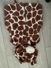 kids giraffe costume Gilet
