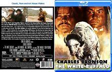 The White Buffalo ~ New Blu-ray ~ Charles Bronson, Will Sampson (1977)