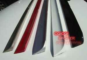 Painted Trunk Lip Spoiler For BMW E36 3-series coupe 2-Door All Color◎