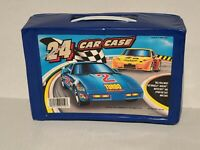 Tara Toy Corp 24 CAR CASE with 24 Random Vintage Cars Included