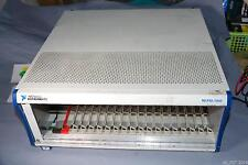 NI PXI-1045 18-Slot 3U PXI Chassis W/ Universal AC Power Supply 10MHz Reference