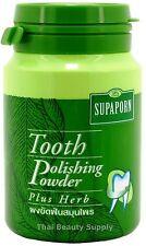 90 g. Supaporn Tooth Polishing Powder Plus Herbs