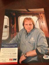 Captain Sig Hansen signed autographed Deadliest Catch 8x10 photo PSA/DNA Cer