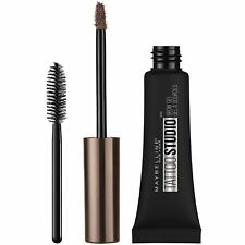 Maybelline TATTOO STUDIO WATERPROOF BROW GEL 255 Soft Brown - New inBox