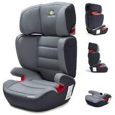 KinderKraft Junior plus Kinderautositz 15 bis 36 Kg grau