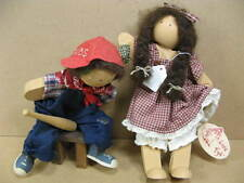 Lot of 2 Lizzie High Dolls Baseball Player & Nicole Valentine Missing Parts