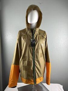 Nike Shield Flash Reflective Running Jacket Windbreaker BV5615-243 XL $175