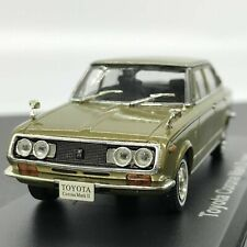 Mini Car Toyota Corona Mark 1968 1/43 Scale Box Display Diecast Vol 32