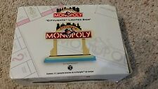 Dept 56 Monopoly Village Citylights Lighted Sign #13610 D56 never opened