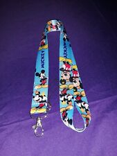 Top Walt Disney World Mickey Mouse Coloring Cell Phone Holder Lanyard and Clip B