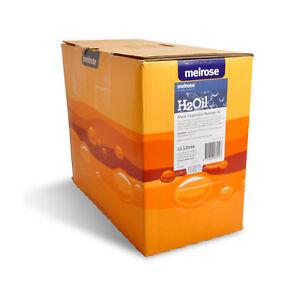 MELROSE H2Oil Water Dispersable Massage Oil 10L Cask size