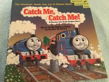 CATCH ME, CATCH ME! A THOMAS THE TANK ENGINE STORY PAPERBACK